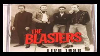 Blasters - never no mo