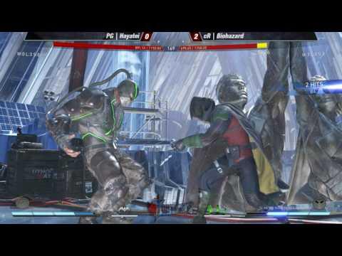 IJ2   Losers Finals  Hayatei vs Biohazard