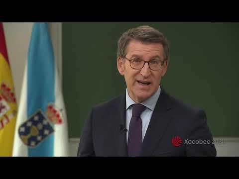 Vexa íntegra a mensaxe de Fin de Ano de Alberto Núñez Feijóo