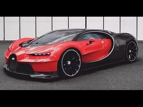 bugatti chiron new bugatti chiron 2016 at geneva motor show youtube. Black Bedroom Furniture Sets. Home Design Ideas