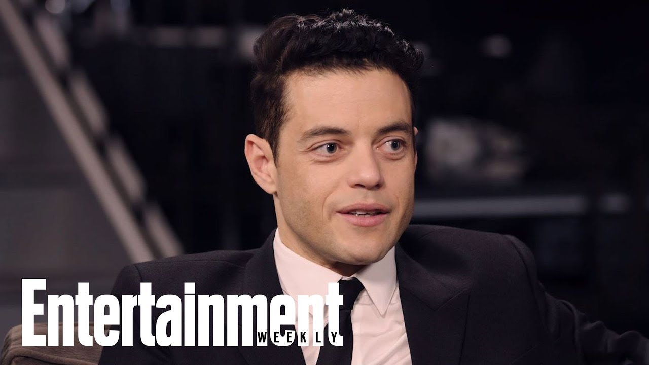'No Time To Die' Star Rami Malek On His Character Safin, Playing A Villain