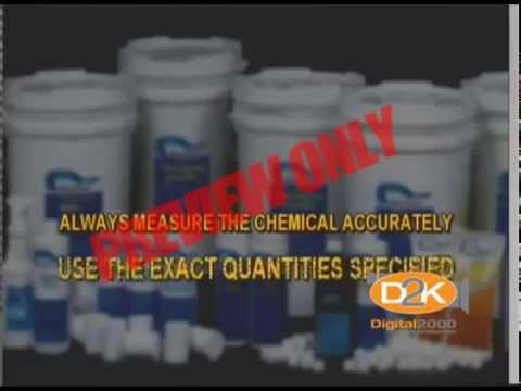 Pool & Commercial Spa Chemical Safety Training Video
