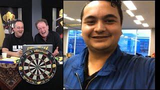 Darts Inside XXI - Wat voor baan heeft Jeffrey de Zwaan?