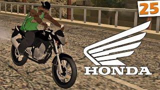 GTA Multiplayer - Honda CB 300R