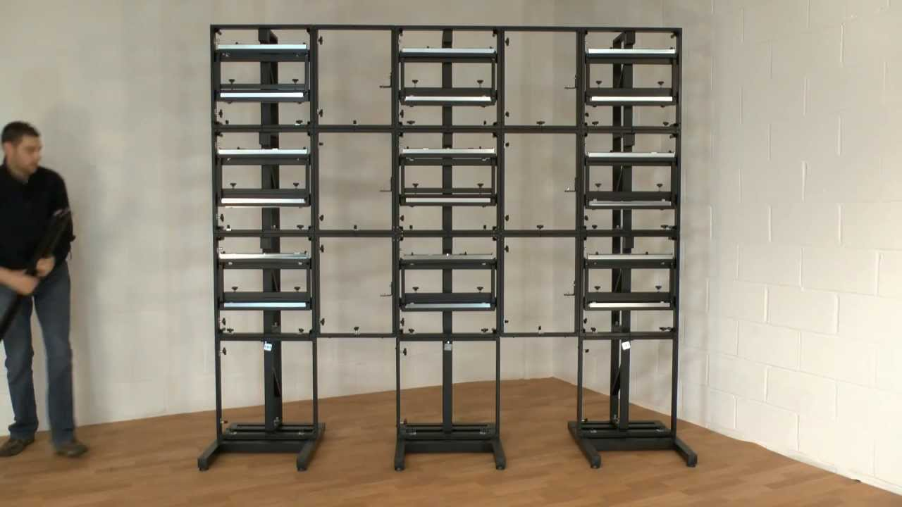 B-Tech BT8350 - Freestanding Video Wall Mount ...