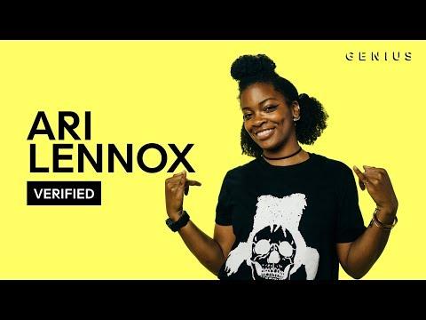"Ari Lennox ""Backseat"" Official Lyrics & Meaning | Verified"