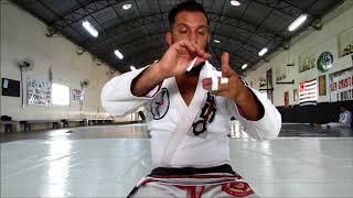 JIu Jitsu e Judo - Bandagens e Esparadrapo nos Dedos