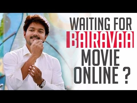 #Bairavaa | Must Watch | Need Your Support...