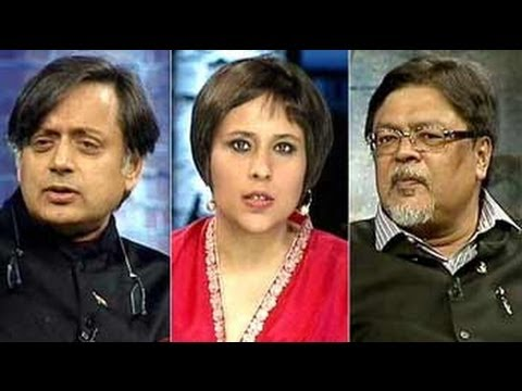 Alumni Shashi Tharoor, Chandan Mitra face new voters at old