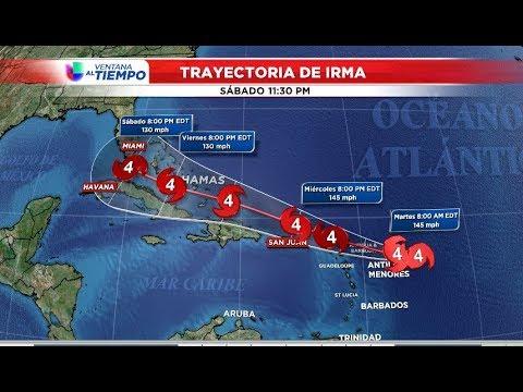 Ultima hora sobre el huracan irma youtube for Ultima hora sobre clausula suelo