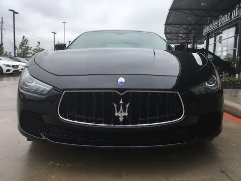 New 2019 Maserati Ghibli 2423 Generations Will Be Made In