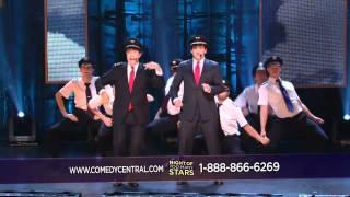 Steve Carell, Stephen Colbert, Jon Stewart -