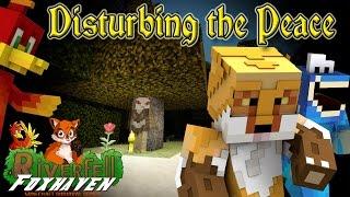 FOXHAVEN/RIVERFELL Survival Series -|- Disturbing the Peace -|- Minecraft Xbox {33}
