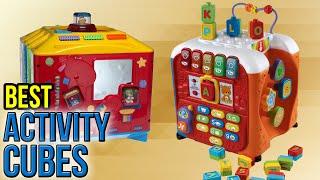 Top 10 Activity Cubes '17