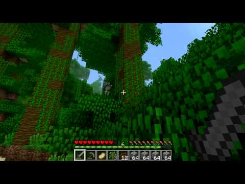 The New Minecraft Let's Play Ep.2 Moving UnderGround (captain_pasta) HD