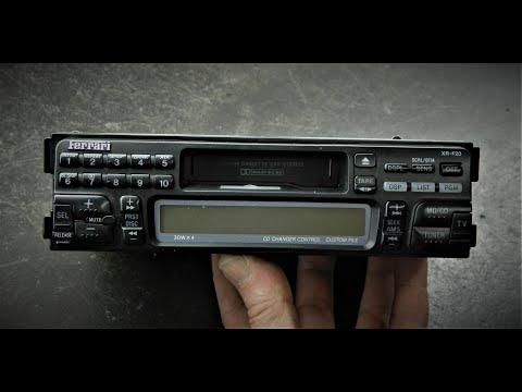 Ferrari Sony XR-F20 Stereo – No Power