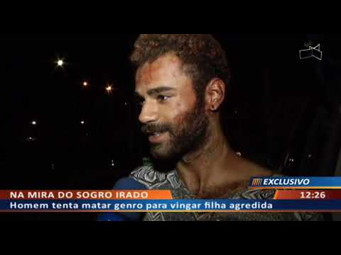 DF ALERTA - Sogro tenta matar genro após ver filha agredida