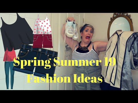 [VIDEO] – Fashion Trends Spring Summer 2019.