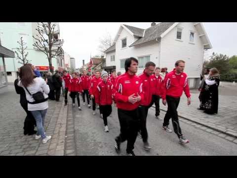 Folketoget på Bryne 2013