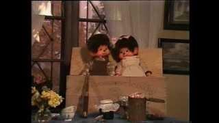 Monchhichi - I Köket Hos Tant Minette: Del 1 av 5 [1981]