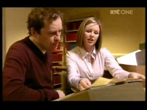 Ardal O'Hanlon  Who do you think you are?