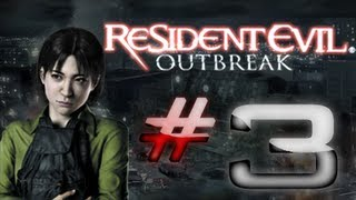 Resident Evil Outbreak Detonado (Walkthrough) Parte 3 HD
