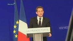 Sarkozy sur les traces du FN à Cernay