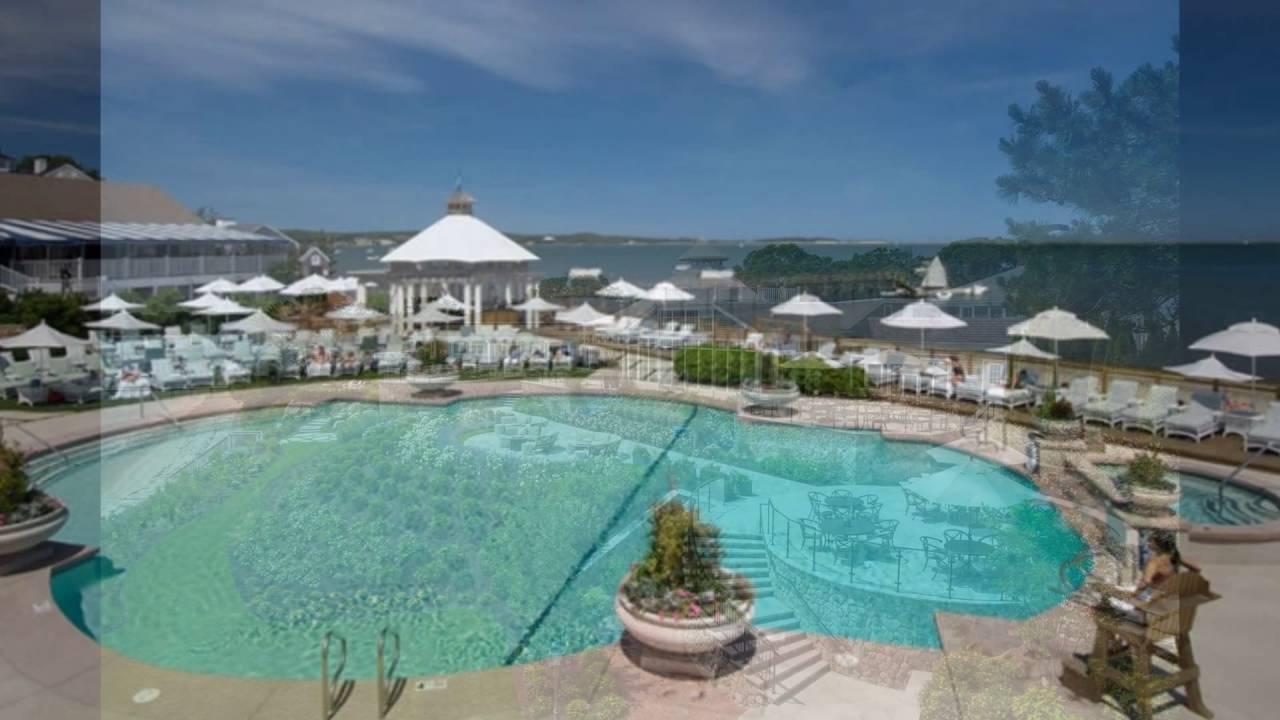 Cape Cod Hotels >> wequassett resort & golf club - YouTube