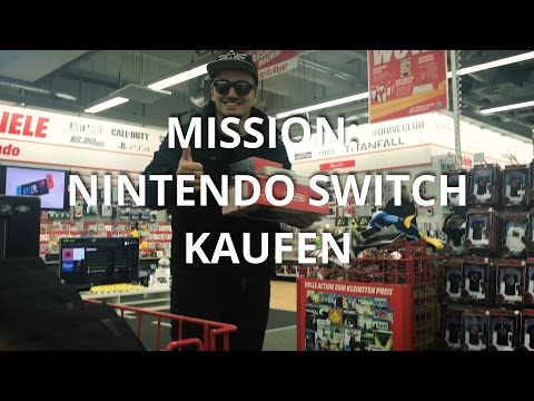 VLOG#014 - Mission: NINTENDO SWITCH kaufen