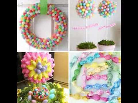 Easy Diy Luau Decorations Projects Ideas YouTube