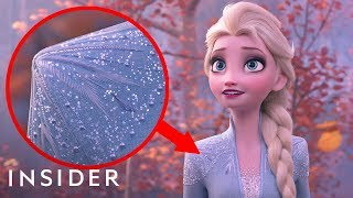 How Disney's Animation Evolved From 'Frozen' To 'Frozen II' | Movies Insider