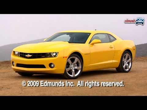 2010 Chevrolet Camaro 2LT V6 | Full Test | Edmunds.com