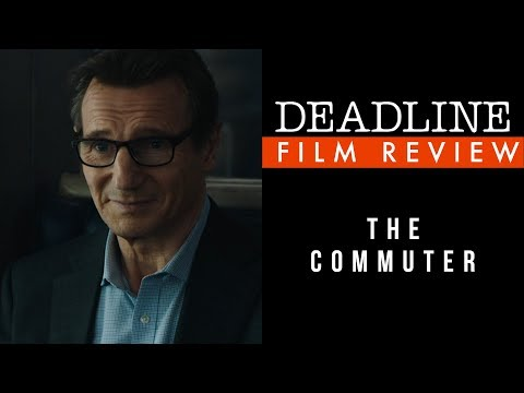 The Commuter Review - Liam Neeson, Vera Farmiga
