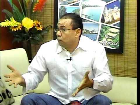 1/3 ¡ IMPRESIONANTE ! Entrevista en Television Local de Cristolibera en Colombia