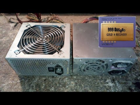 Convert power supplies for reverce electroplating!