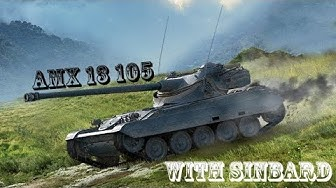AMX 13 105 Tank Review with Sinbard