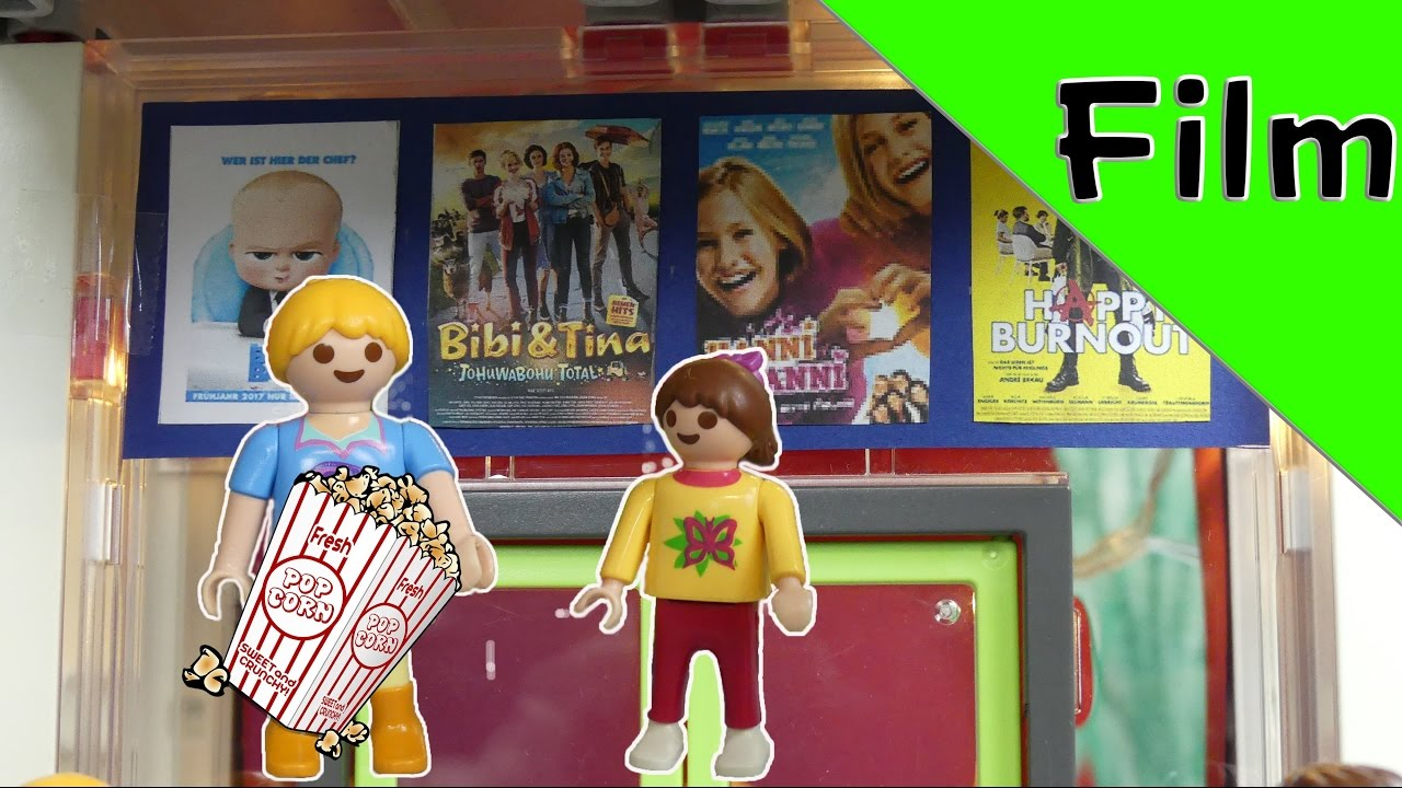 Playmobil Film deutsch