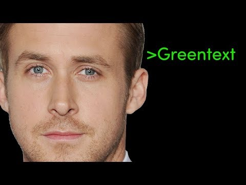 Download Youtube: Greentext - Ryan Gosling at the Grocery