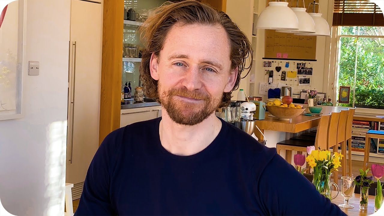 Tom Hiddleston Wants To Eat Dry Roasted Nuts With You