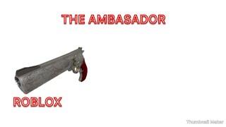 ROBLOX (Team Fortress 2 vs) The ambasador