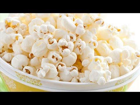 طريقة عمل الفشار بالبيت Popcorn Youtube