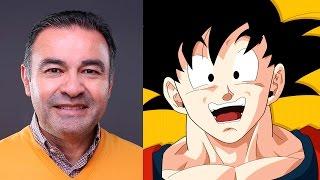 TOP 10 Voces Más Famosas De Dibujos Animados (Latinos)