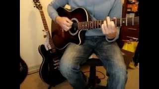 Soda Stereo / Un Misil En Mi Placard (unplugged) / Guitar Cover