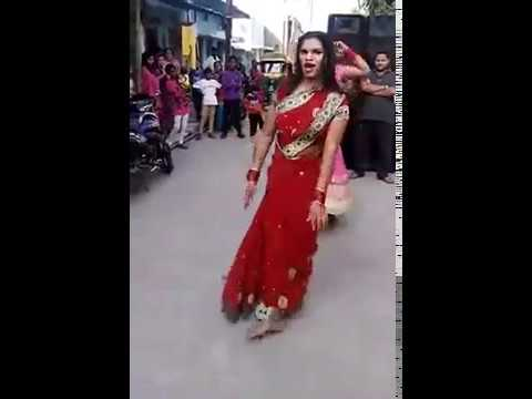 WN - sexy hijra dance long hair hijra dance