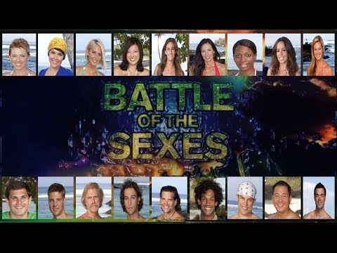 """Survivor - Men vs. Women"" Day 1 Battle of the Sexes - MGTOW"