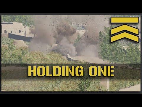 Holding One - Squad Alpha v9.4 Mortar Defense Full Match