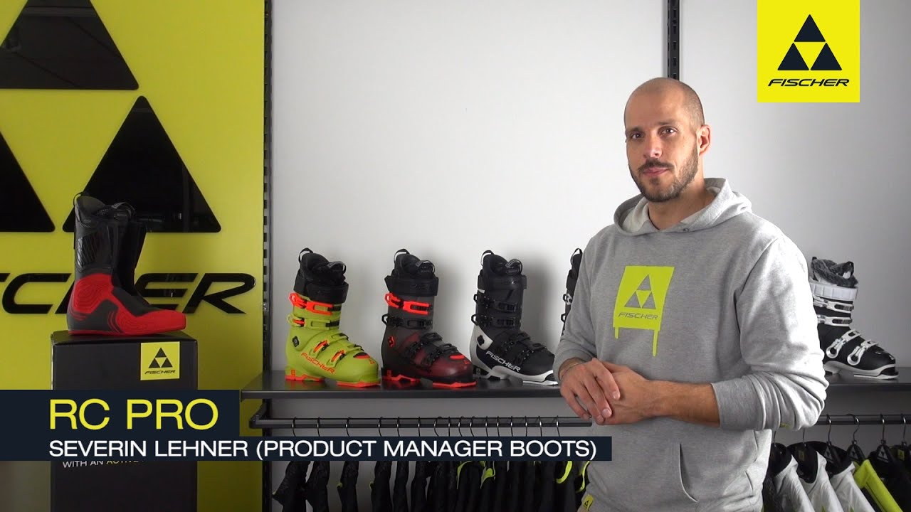 Fischer alpine l rc pro (boots)