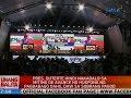 UB: Pres. Duterte Hindi Nakadalo Sa Miting De Avance Ng Hugpong Ng Pagbabago Dahil...