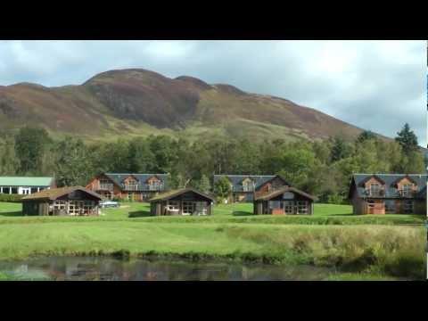 Loch Lomond Waterfront Luxury Lodge Resort