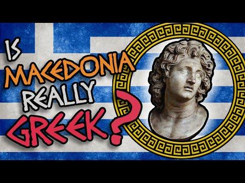 Is Macedonia Really Greek?